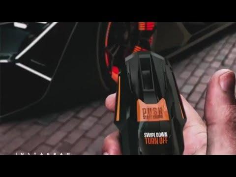 Lamborghini Terzo Millennio Concept Key Youtube