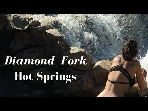 Diamond Fork Hot Springs (Great Utah Hike)