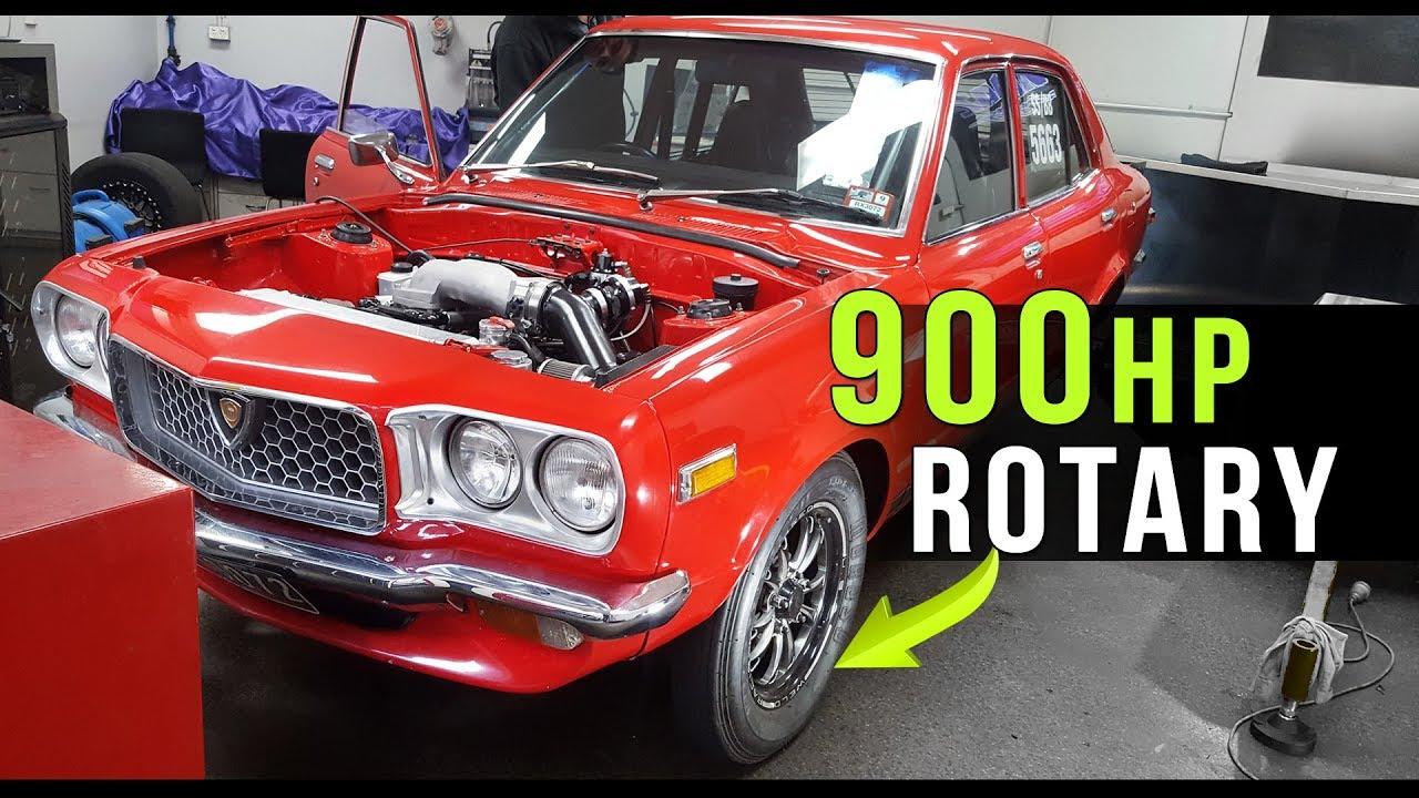 900Hp Rotary Street Rx 3 By Promaz