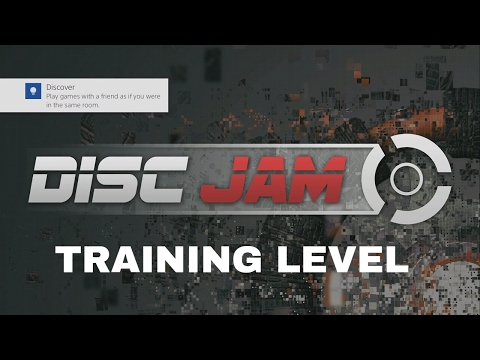 Disc Jam PS4 - Training Video Gameplay thumbnail