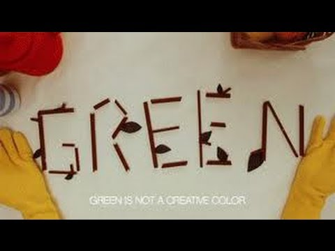 Green Is Not A Creative Color 45 Minutes