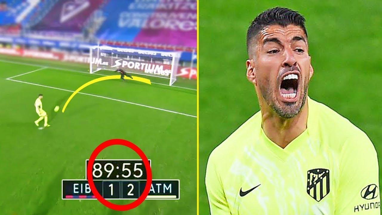 فيديو رهيب لأهداف سُجلت في الثواني الأخيرة من المباريات.. شاهد ما حدث بعدها!