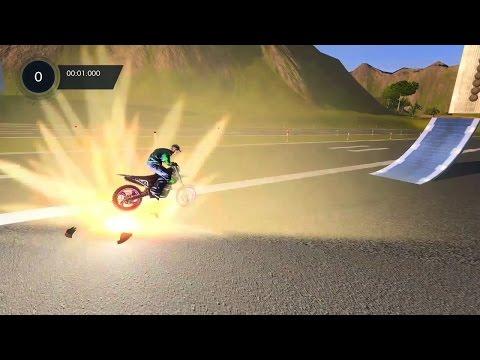 Trials Fusion Editor Tutorial - Explosives and Explosions |