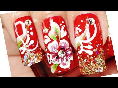 Nail Art Paint Design | Pretty Nail Art Ideas | Nails Polish Compilation | Chamroeun Part #102