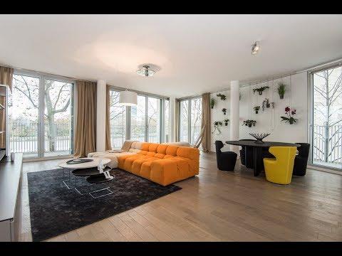 (Ref :04021) 2-Bedroom furnished apartment for rent on Quai Henri IV (Paris 4th)