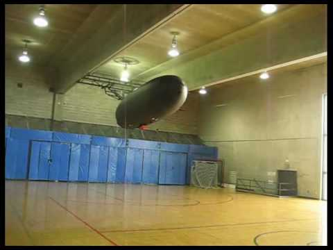 how to make a homemade blimp