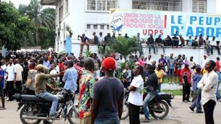 🔴MOTO EPELI:UDPS BA COMBATTANTS TRES FÂCHÉ NGOBILA,KABUYA👈👈