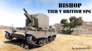 World of Tanks - BISHOP Review & Gameplay