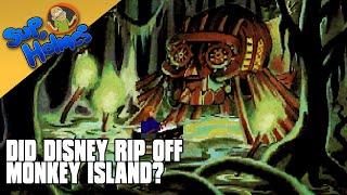 Did Disney rip off Monkey Island? - Sup, Holmes?
