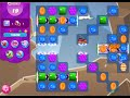 Candy Crush Level 2712 (no boosters, 3 stars)