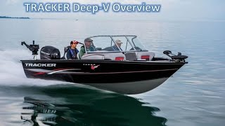 TRACKER Boats - Tracker Deep-V Overview
