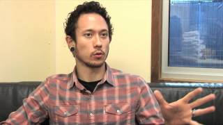 Trivium interview - Matt Heafy (part 1)