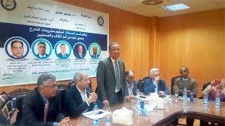 رئيس تحرير الوطن يعلن مشروعات التخرج الفائزة في إعلام بني سويف
