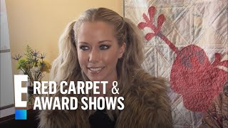 Kendra Wilkinson Gives Update on Hugh Hefner | E! Live from the Red Carpet