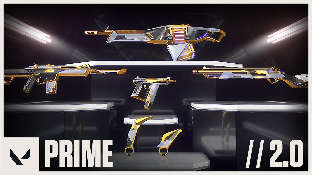 Download Weaponized Perfection // Prime 2.0 Skin Reveal Trailer - VALORANT