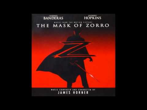 The Mask of Zorro Soundtrack Suite