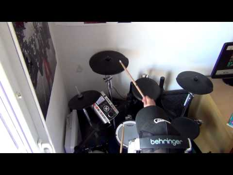 Ed Sheeran - Shape of You(BKAYE Remix) - Drum Cover