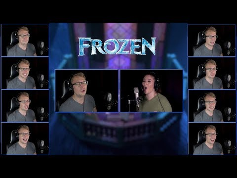 Love Is an Open Door - A Cappella Cover - Mr Dooves and Michela Sheedy (Disney's Frozen)