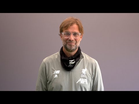 Jürgen Klopp's message to supporters before Premier League restart | Stay safe, support us from home