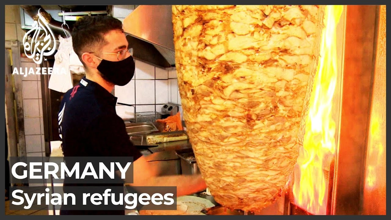 Download How do Syrian refugees look at Angela Merkel's legacy?