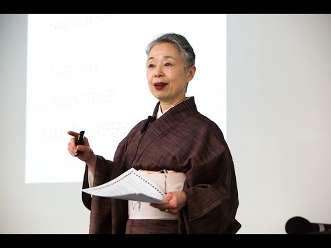 What is Haiku? with Hana Fujimoto & Emiko Miyashita, Haiku International Association, Japan