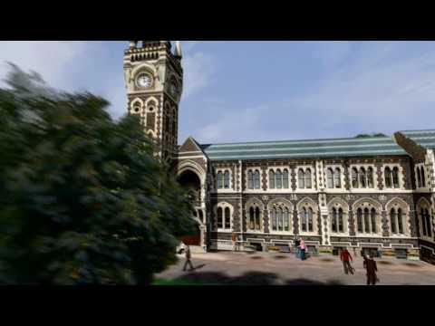 紐西蘭大學University of Otago