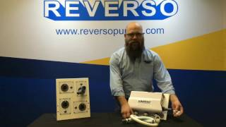 Q & A: What does the Automatic Outboard Flushing System come with? | Reverso Pumps