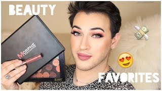 AUGUST BEAUTY FAVORITES 2015 | MannyMua