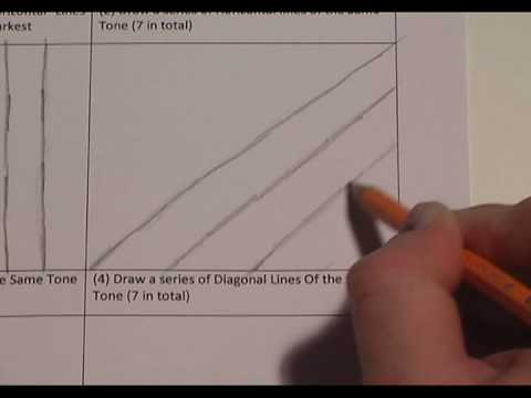 how to draw diagonal lines in photoshop