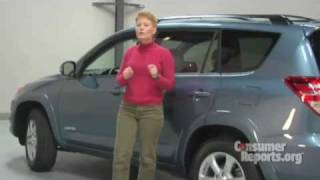 2006-2012 Toyota RAV4 review | Consumer Reports