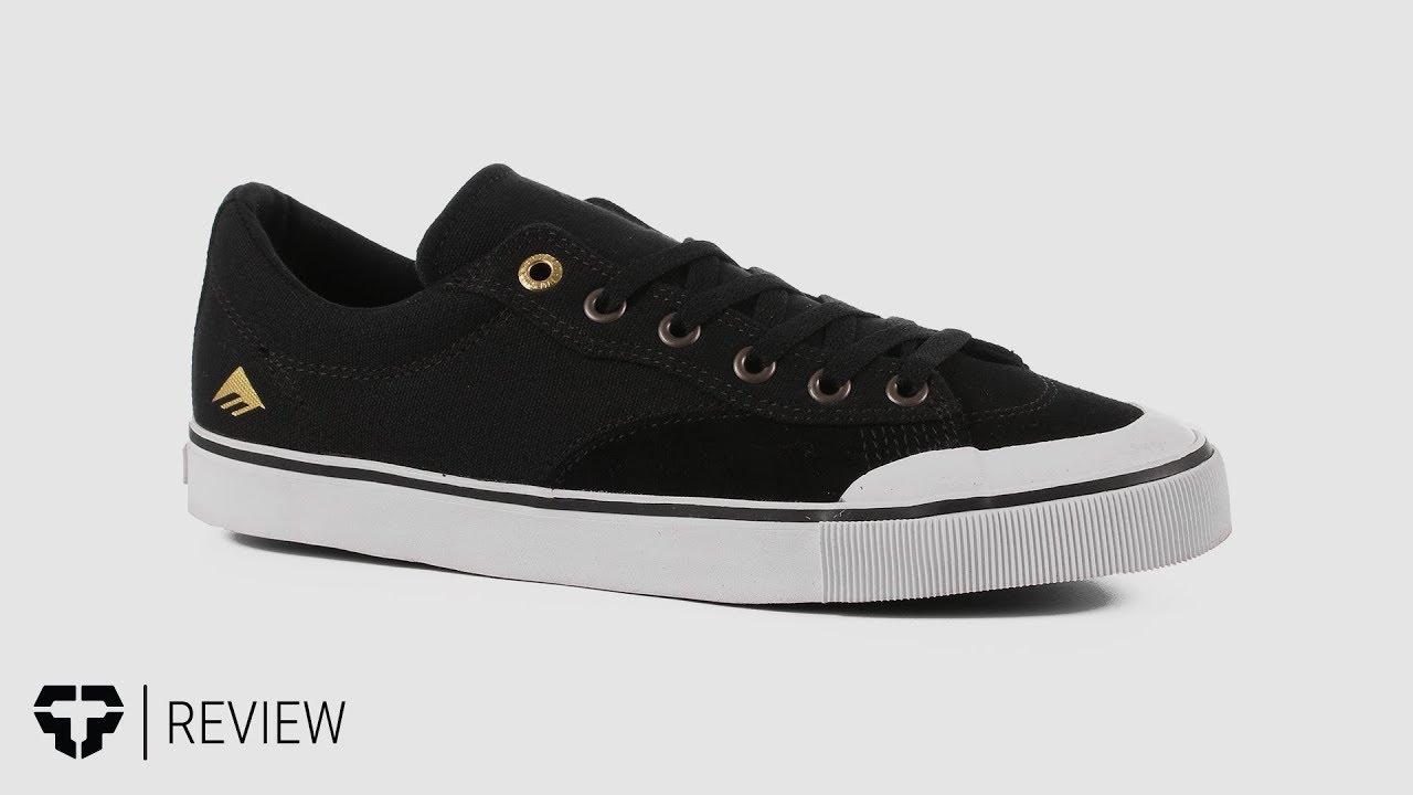 Emerica Indicator Low Skate Shoes Review - Tactics.com