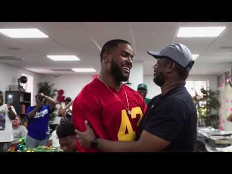 Colts Draft Pick Anthony Walker Jr. talks NFL Future on Sports Final