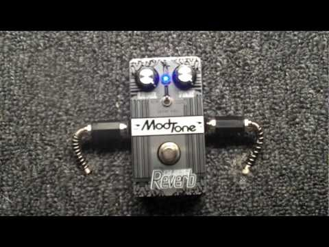 ModTone ships the Coliseum Reverb.  All Hail the 'Verb.