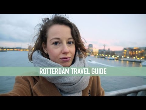 ROTTERDAM TRAVEL GUIDE - The Exploring Barista