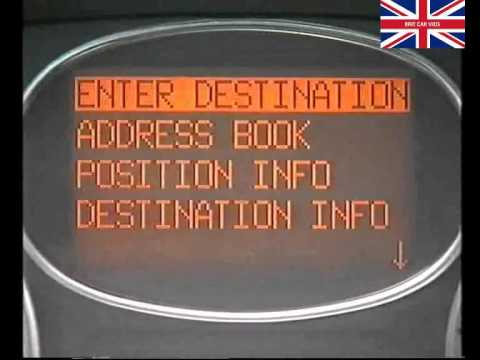 Rover - Rover 75 - The Satellite Navigation System (1999)
