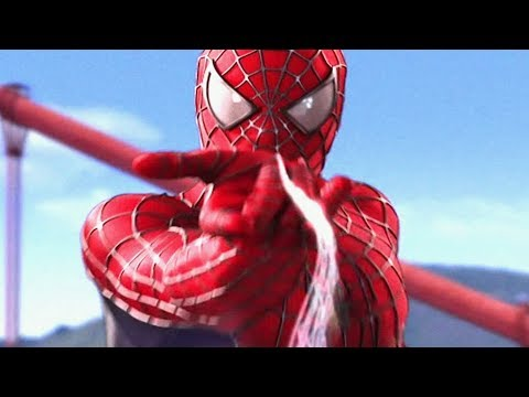 Spider-Man (2002) TV Spots [HD]