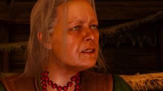 Ведьмак 3: Дикая Охота .Странная  бабуля #30
