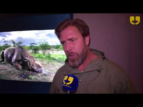 Brent Stirton- Wildlife Photographer of the Year