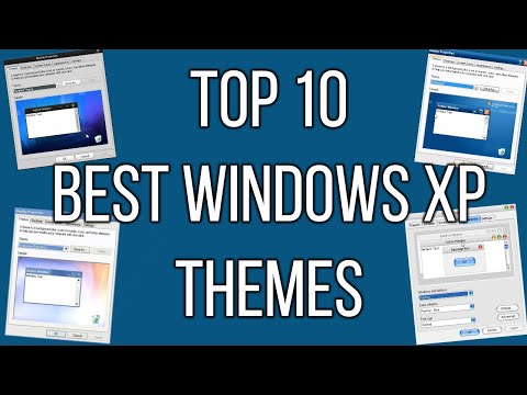 Top 10 Best Windows XP Themes