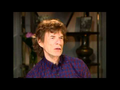 Mick Jagger on the life at  Villa Nellcote