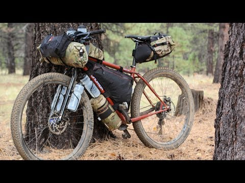 BIKEPACKING In Flagstaff, Arizona: Part 2 - EP - #220