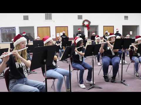 Byng High School Band Christmas Concert 2020