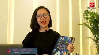 [Review sách] Bách khoa thư về Khoa học - Đinh Tị Books