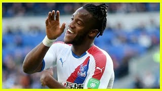Batshuayi yet to make Chelsea future call after productive Palace loan