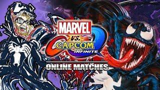 WE ARE VENOM...I Love This Character: Marvel Vs. Capcom Infinite - Online Matches