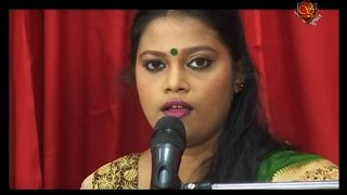 Alina Mondal - Sangeet Sudha at Srijan TV