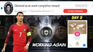 C. Ronaldo in Bronze + Pack Working Black ball trick | PES 2018 | Part 3