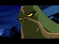 Justice League Action: Hear Mark Hamill as Swamp Thing