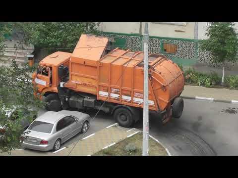 Мусорная реформа или раздельный сбор мусора по-белгородский. Белгородская область г.Белгород.