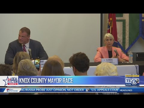 Knox County Mayor Race